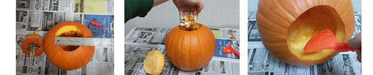 How To: Create a Pumpkin Clock