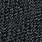 "12"" Black Grill Cloth"