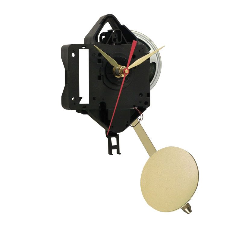 Standard Quartz Movements Adjustable Pendulum Version